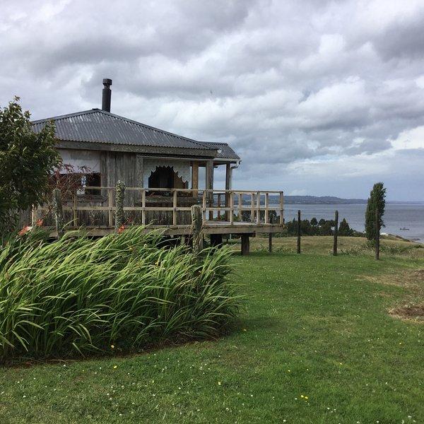 Vilupulli Ensueño Cabaña & Loft. Chonchi/Chiloé ..., casa vacanza a Isla Chiloe