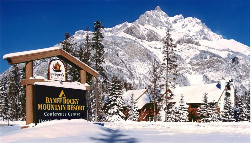 Banff Rocky Mountain Resort up to 6 people Feb 10-16 2019, vacation rental in Banff National Park