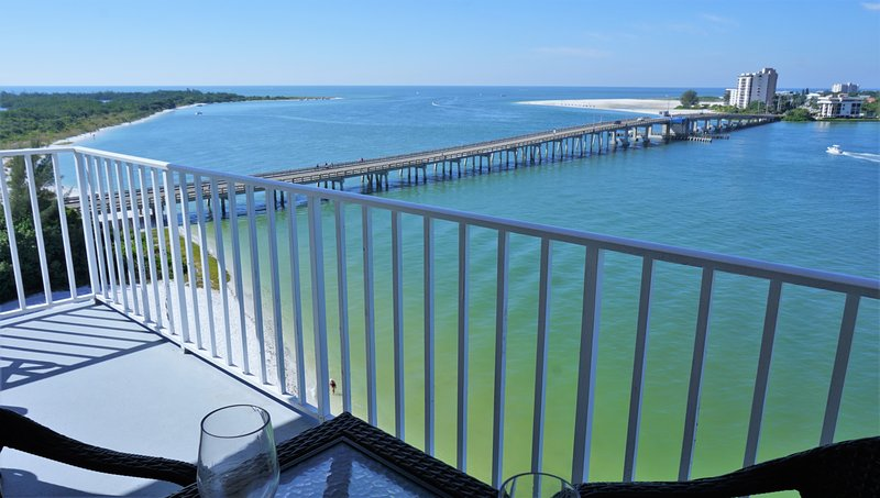 Beachfront Lovers Key Beach Club #802 - oceanview, vacation rental in Fort Myers Beach