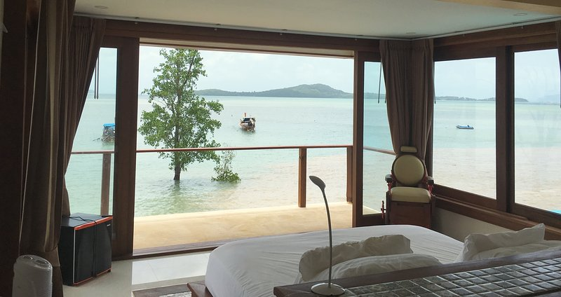 4Fish Waterfront Pool House – semesterbostad i Ko Lanta