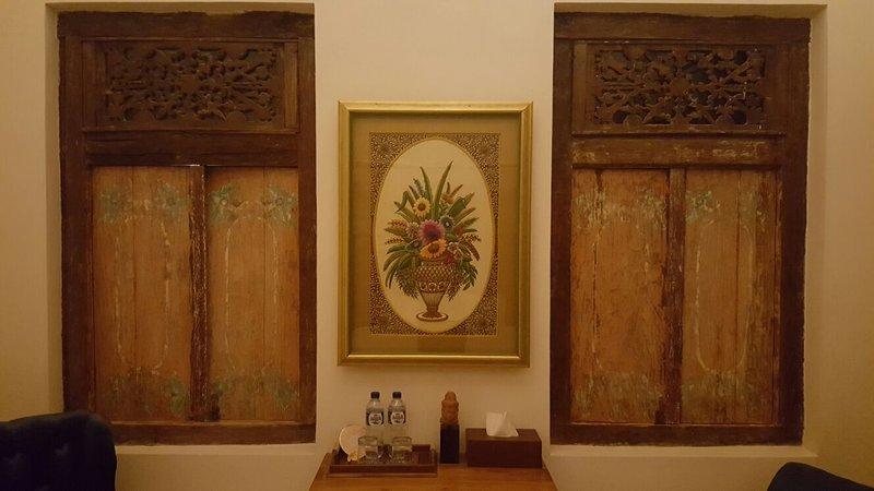 fenêtre antique Masterdom