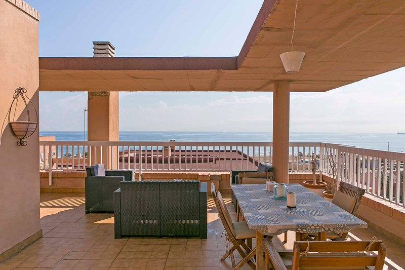 ApartUP Patacona  Penthouse, vacation rental in Port Saplaya