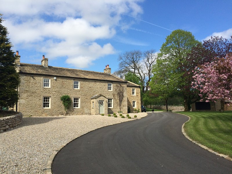 Private space in a Country House in the Yorkshire Dales