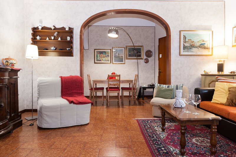 Lovely guests house close to Florence, holiday rental in Spicchio-Sovigliana