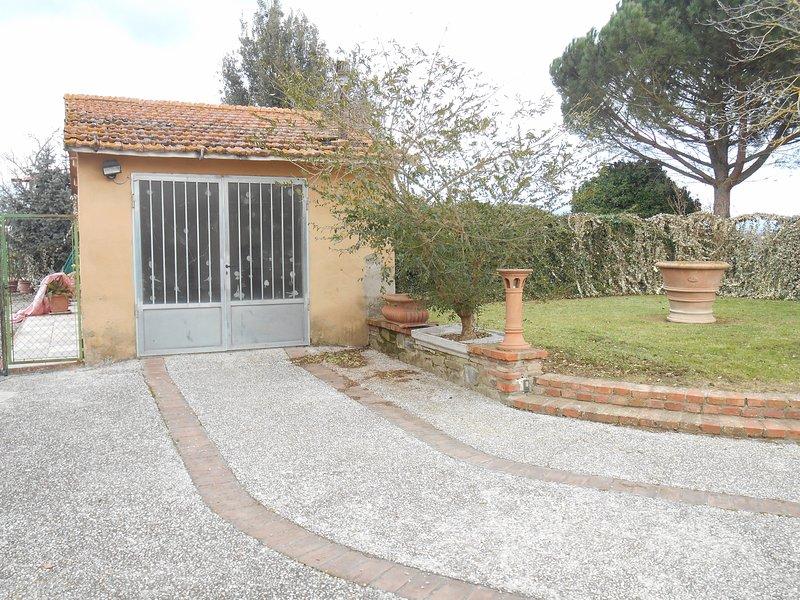 Casa para unas vacaciones tranquilas, cerca de Cortona, Arezzo, Siena, Florencia, Asís, La Verna.