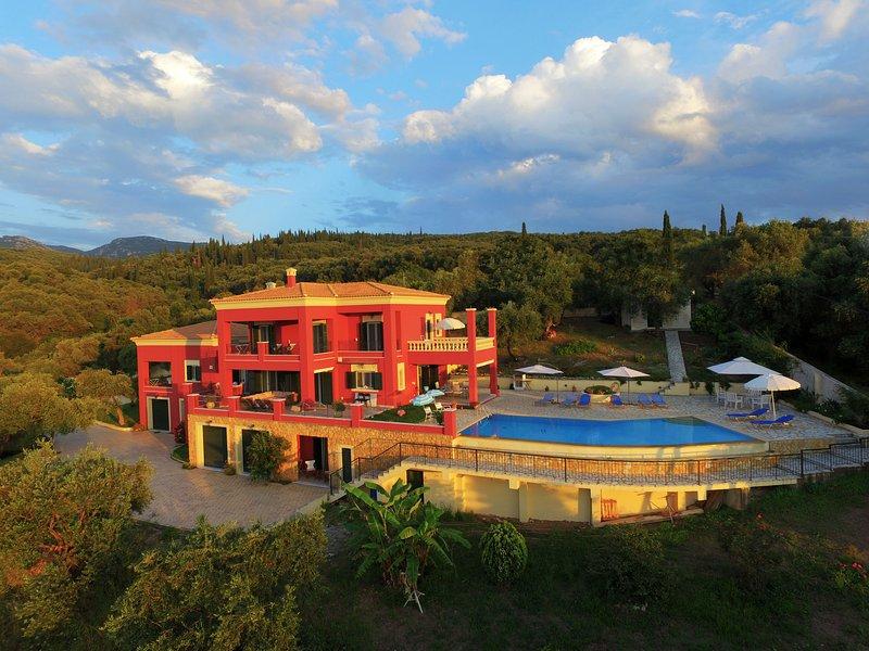 Villa Regina Rossa!