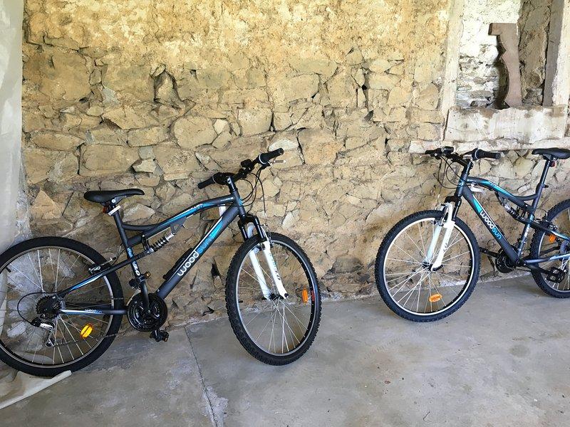 Vélos pour votre plaisir