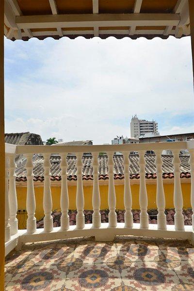 Balcon balustrade