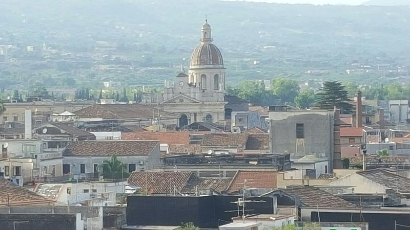 View of Piazza San Pietro
