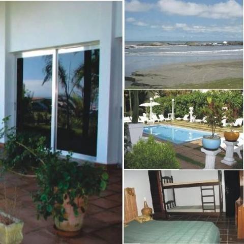 Alugo  CASAS e Salão de festaNa Praia Pe N'Areia, na semana o Pacote de Fim de semana com entrada na