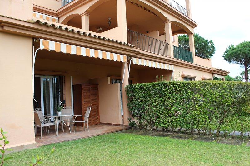 Apartamento Alcotán, holiday rental in Chiclana de la Frontera