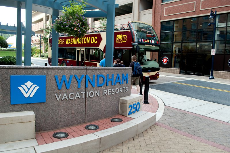 Wyndham National Harbor Resort ! Awesome Place to Explore our Nation's Capital!