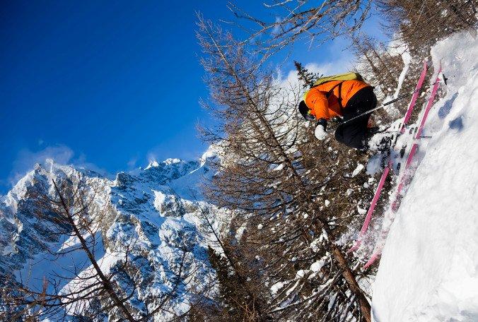 Esportes de montanha