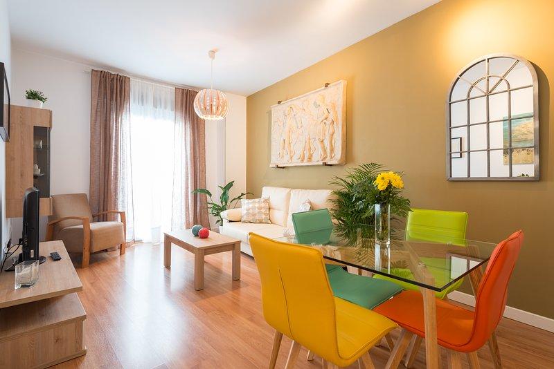 Apartamento Home Picasso luxury, vacation rental in Malaga