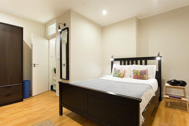 ensuite Schlafzimmer