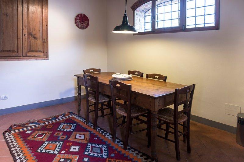 Antica dining room