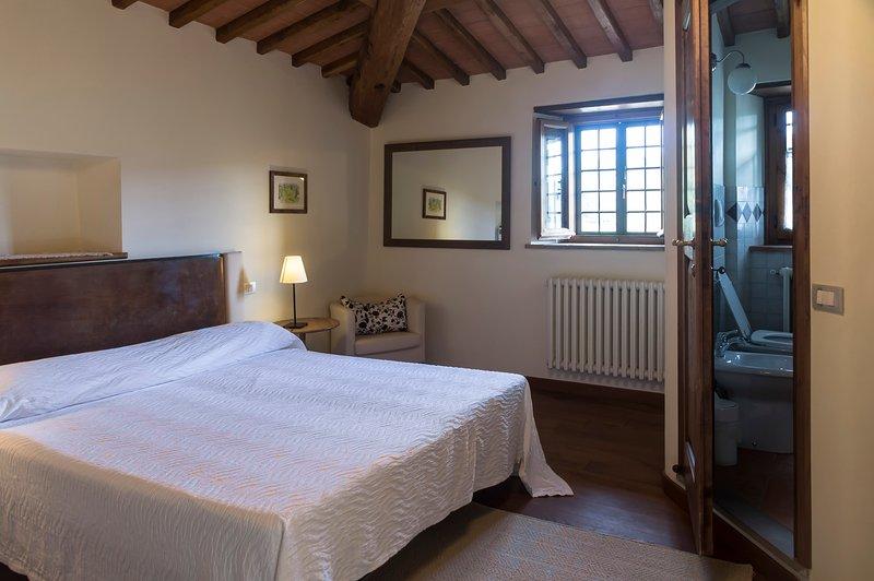 Antica double bedroom
