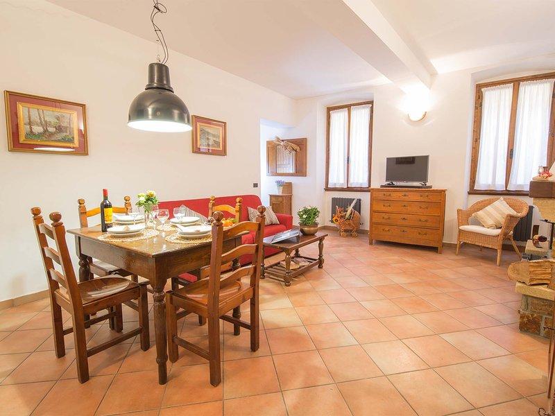 Cosy and spacious apartment near Lake Como shores