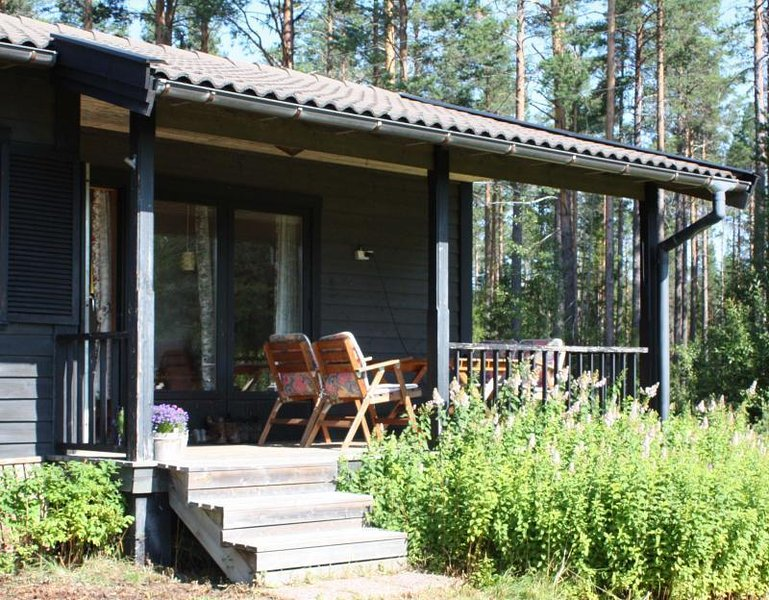 Cottage Farm Backsjon, to relax and enjoy!, vacation rental in Midnight Sun Coast