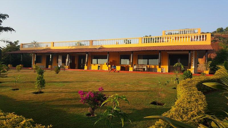 Grand Panorama, holiday rental in Morjim