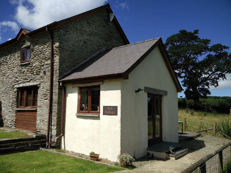 Owl Cottage, holiday rental in Cilgerran