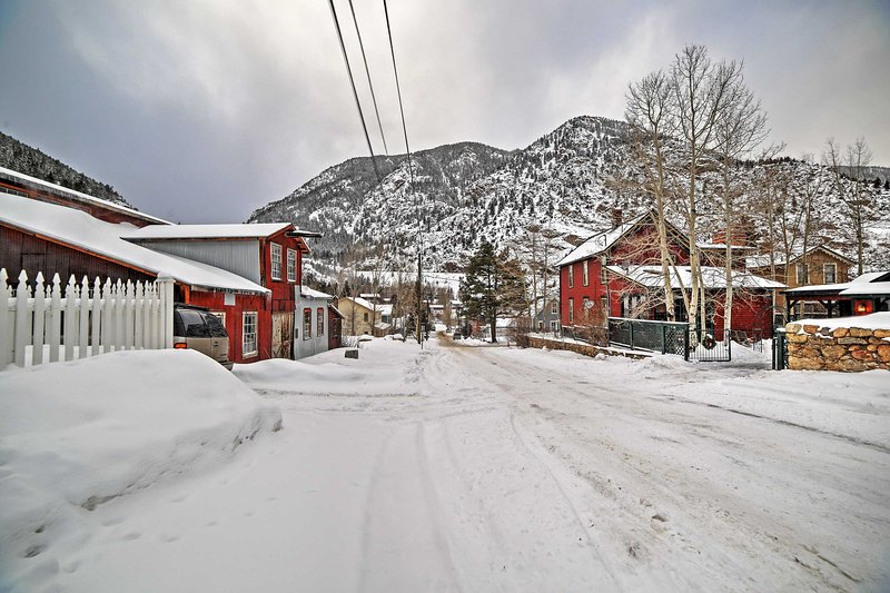 You're sure to have a rejuvenating Rocky Mountain retreat at this fantastic vacation rental home!