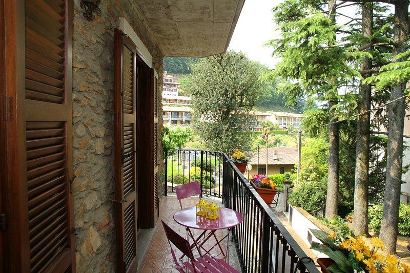 Appartamento Lidia, Lago di Lugano, holiday rental in Molinazzo di Monteggio
