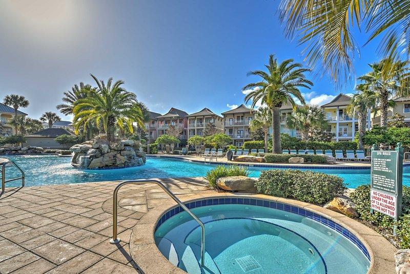 Préparez-vous pour des vacances extraordinaires dans cette maison de location de vacances à Destin!
