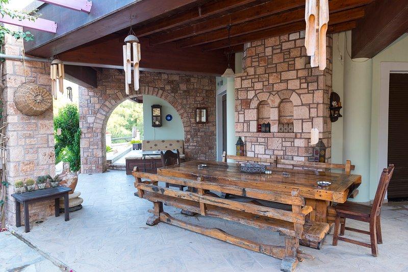 Pignatelli Villa di Rhodi, holiday rental in Koskinou