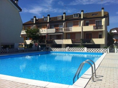 La piscina de residence.