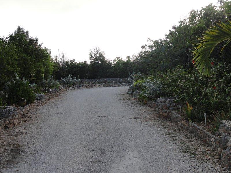 8th corner up Cul De Sac Road, turn left into Villa Fay, very Private.
