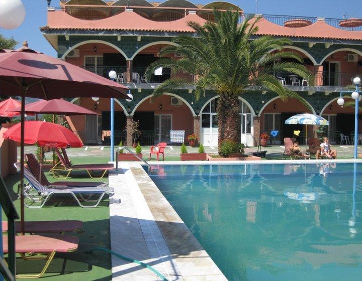 Villa Magdalena  Corfu  swimming pool