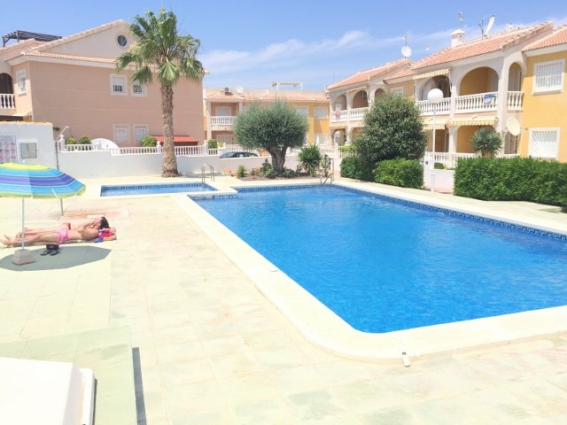 Pancho Ground Floor Apartment with garden - Doña Pepa - C. Quesada, vacation rental in Agost