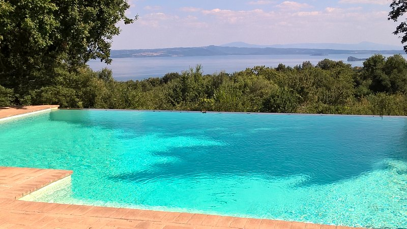 bolsena lake view, vacation rental in San Lorenzo Nuovo
