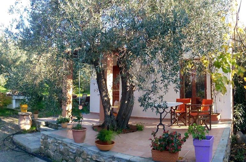 nightingale 20 minute walk, holiday rental in Stafylos