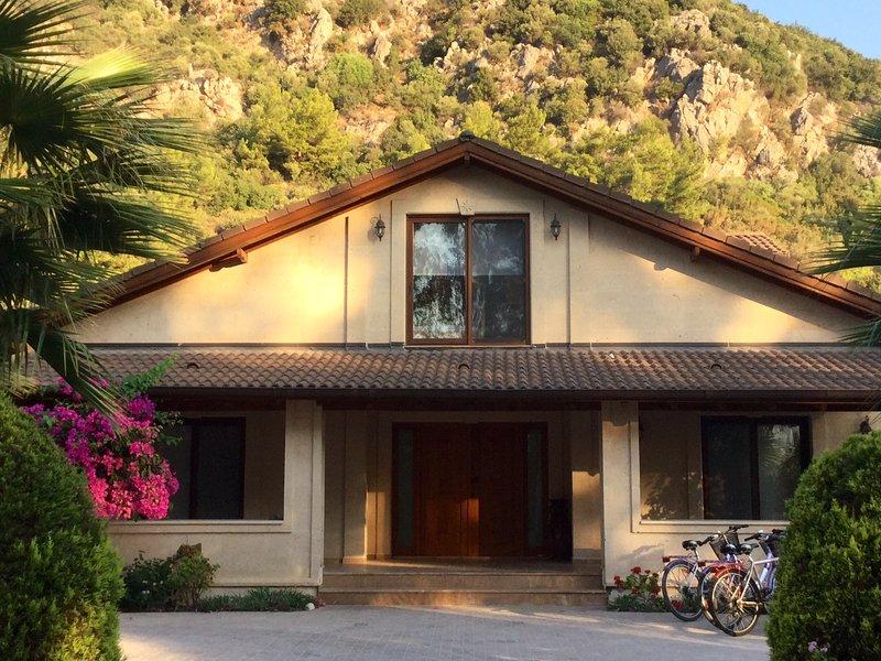 Villa Foxland, alquiler vacacional en Okcular