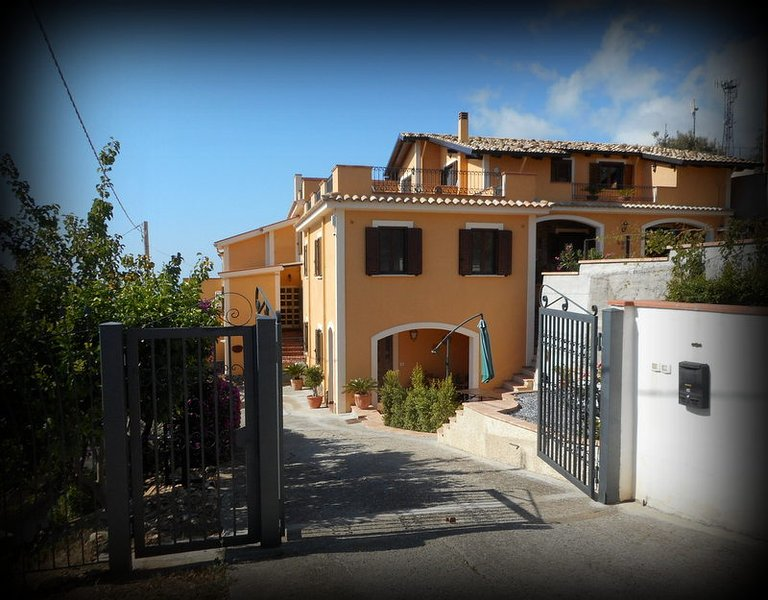 Villa Buonavista, vacation rental in Belmonte Calabro