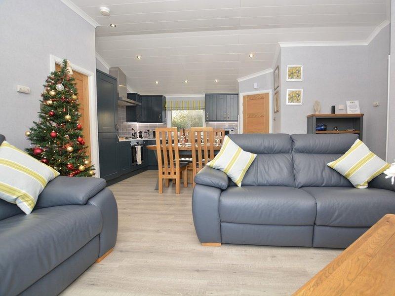 Badger's Den, alquiler de vacaciones en Claythorpe