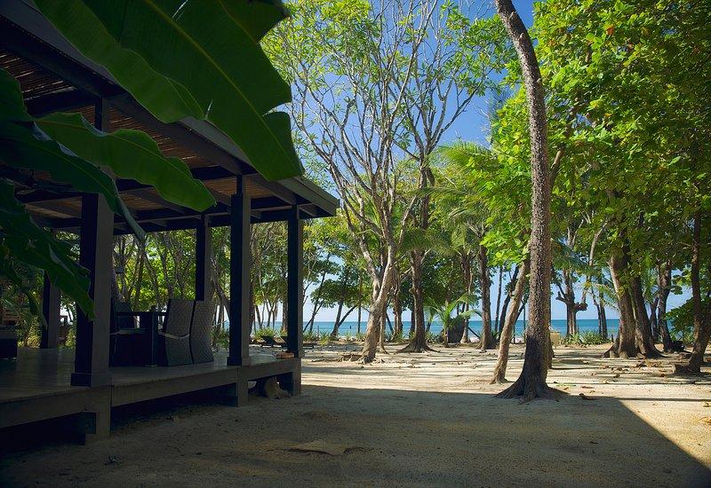 Beachfront House for Rent in Santa Teresa - Casa Meraviglia, vacation rental in Santa Teresa