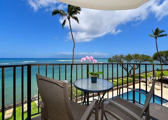 Kahana Reef 303 May-Sept /Oct  Construction Special $129 - Ocean