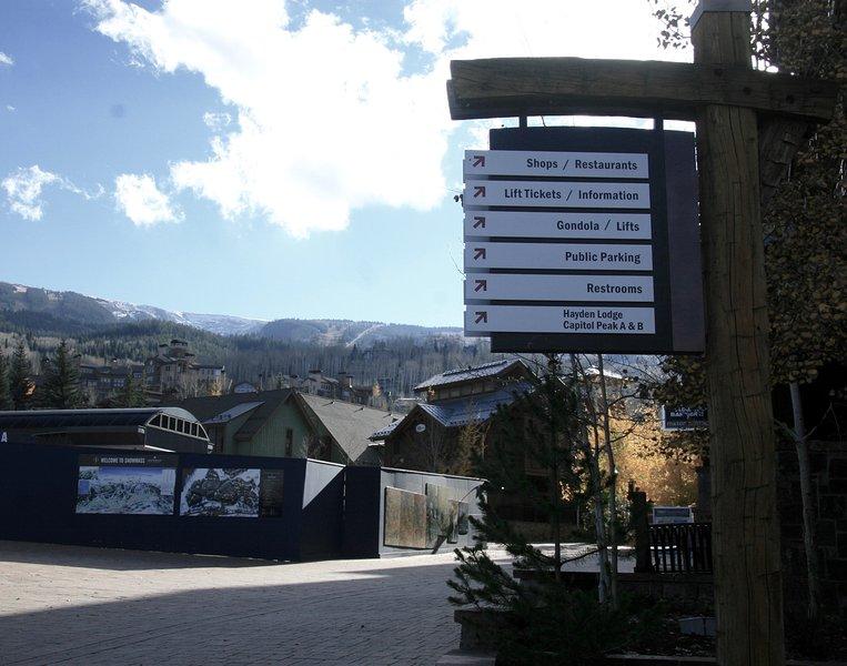 Capitol Peak Bâtiment A - dans le coeur de Snowmass Village