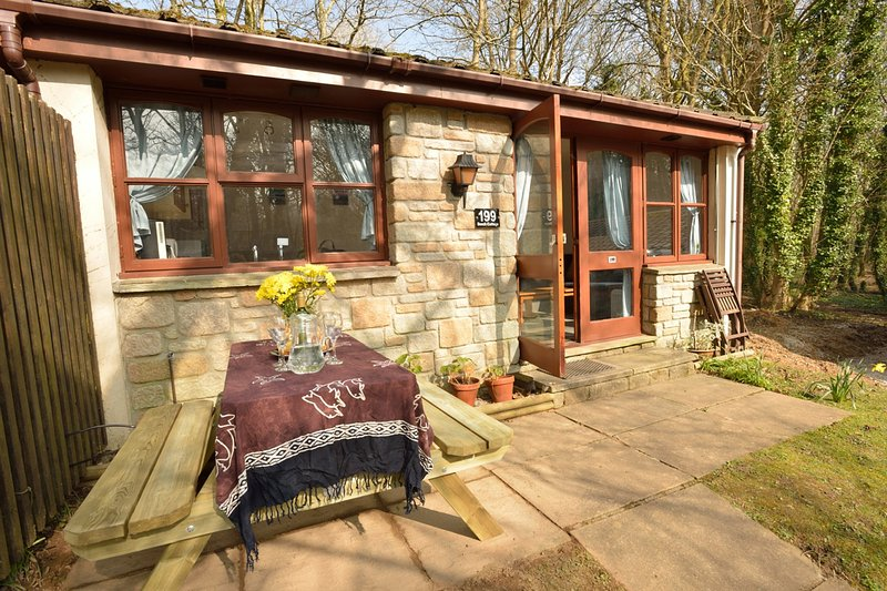 Beech Cottage, Lelant, St Ives, Holiday Park Location, location de vacances à Lelant