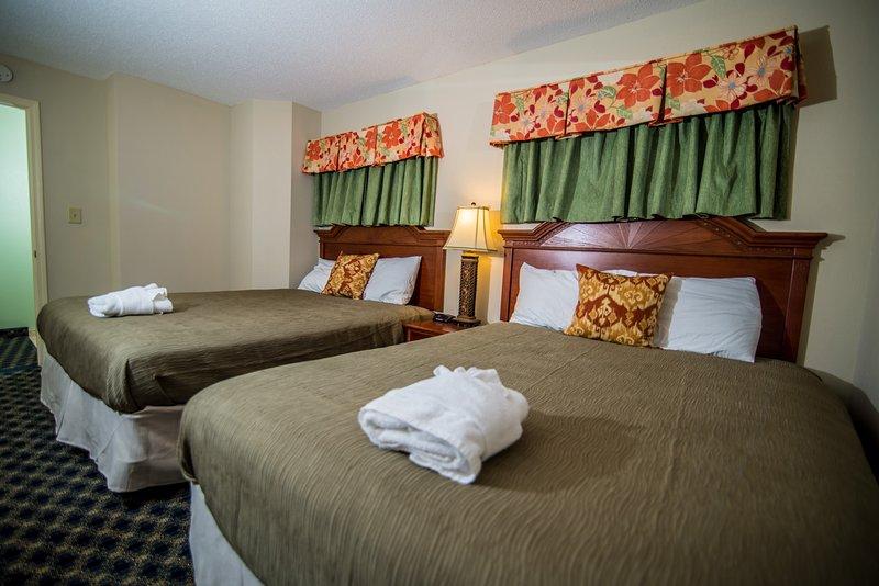 3rd Bedroom w/Queen Beds