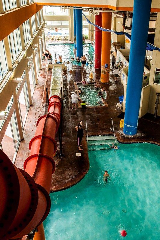Indoor Water Slide