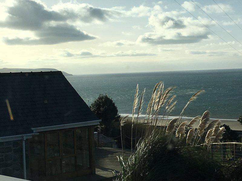 Penty Buwch with Sea Views, vacation rental in Llanaber