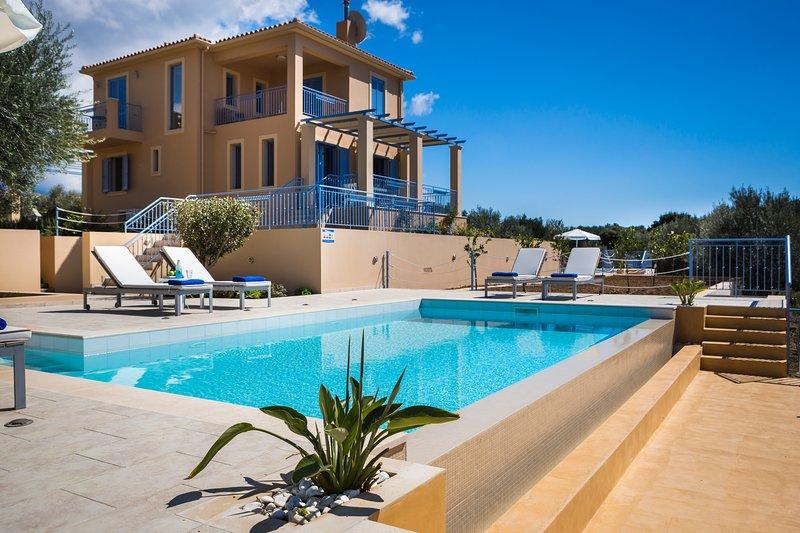 Forget me not Villas No 1, location de vacances à Agia Pelagia