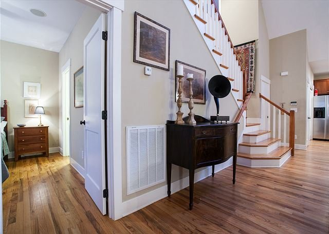 Entrance to Master from Living Room