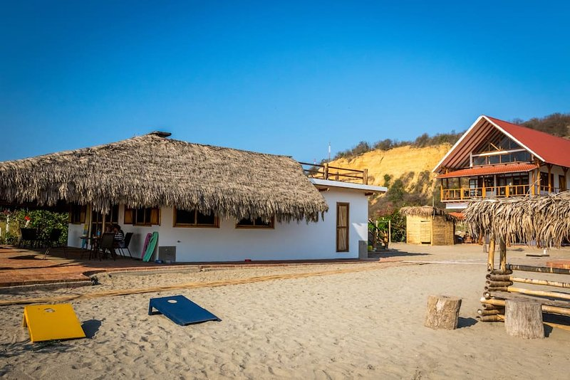Canoa Suites, North Suite Beach Front, casa vacanza a Canoa