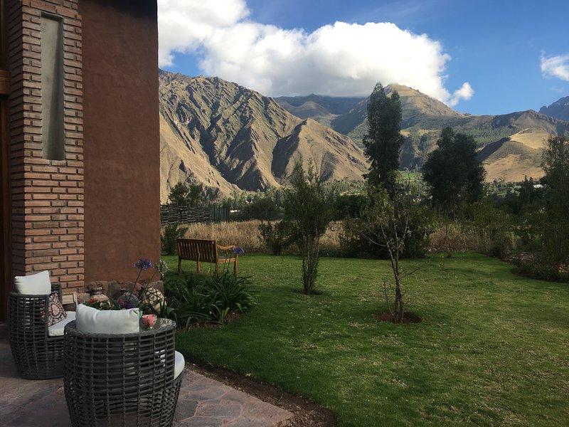 Casa de campo unica en el corazón del valle sagrado, Urubamba, casa vacanza a Ollantaytambo
