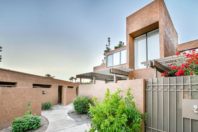 Contemporary Retro Designed Villa